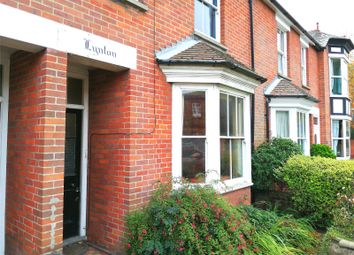 Thumbnail 3 bed terraced house for sale in Petersfield Road, Midhurst, West Sussex