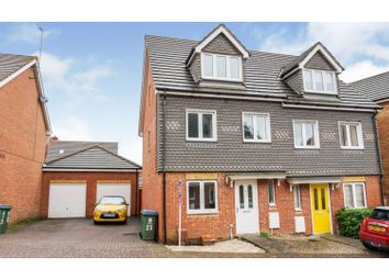 3 bed semi-detached house for sale in Jerome Street, Fareham PO15