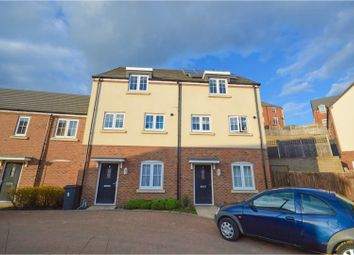 Thumbnail 3 bed town house for sale in Claypool Lane, Nuneaton