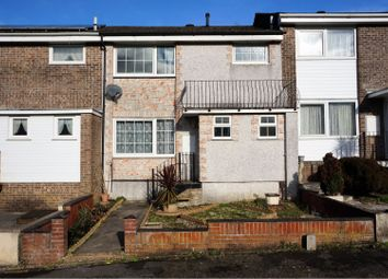 3 bed terraced house for sale in Langdale Close, Leigham, Plymouth PL6