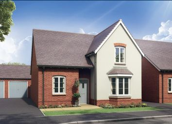 """Thumbnail 4 bed detached house for sale in """"Melbourne"""" at Stockton Road, Long Itchington, Southam"""
