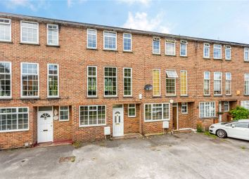 Thumbnail 3 bed terraced house for sale in London Road, Cheam, Sutton, Surrey