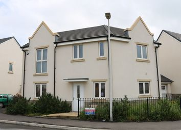 Thumbnail 3 bed detached house for sale in Rapide Way, Haywood Villlage, Weston-Super-Mare