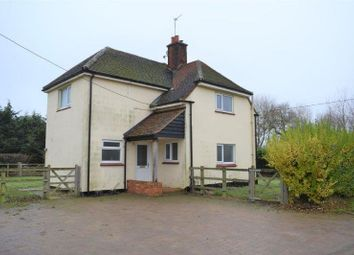 Thumbnail 3 bed detached house to rent in Church Road, Tolleshunt Major, Maldon