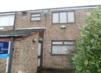 Thumbnail 3 bed terraced house to rent in Blandford Close, Bransholme, Hull