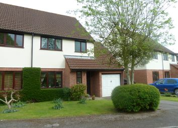 Thumbnail 3 bedroom semi-detached house for sale in The Glebe, Wrington