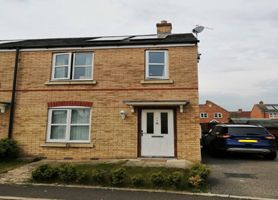 Thumbnail 2 bed semi-detached house for sale in 6 Bird Close, West Lynn