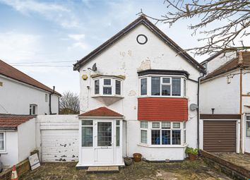 Thumbnail 3 bed detached house for sale in Maryland Road, Thornton Heath, Surrey
