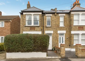Thumbnail 3 bed end terrace house for sale in Dupont Road, London