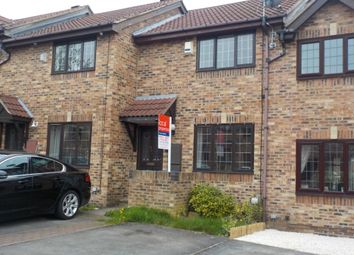 Thumbnail 2 bed town house to rent in Castle Hill View, Heckmondwike, West Yorkshire