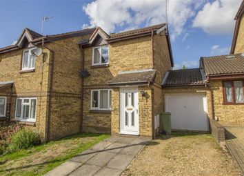 Thumbnail 2 bed semi-detached house to rent in Westwood Close, Great Holm, Milton Keynes