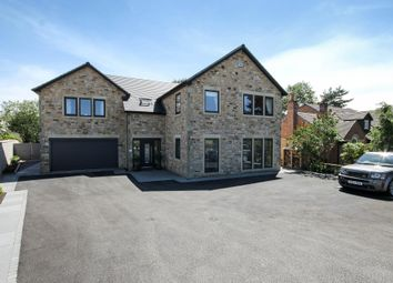 Thumbnail 4 bed detached house for sale in Middle Turn, Turton, Bolton