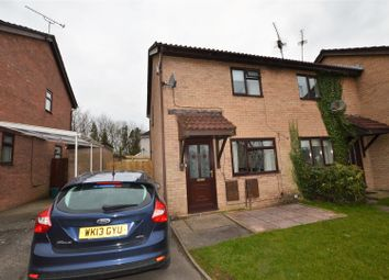 Thumbnail 2 bed semi-detached house for sale in The Hollies, Brynsadler, Pontyclun