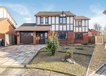 Thumbnail 4 bed detached house for sale in Mayfair Close, Hightown, Liverpool, Merseyside
