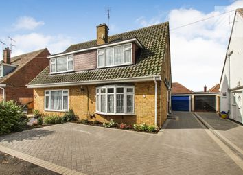 St. Clements Crescent, Benfleet SS7. 3 bed semi-detached house