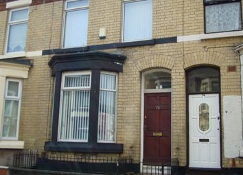 2 bed terraced house to rent in Newcombe Street, Liverpool L6