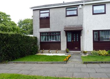 Thumbnail 3 bed end terrace house for sale in Loch Long, St. Leonards, East Kilbride