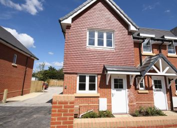 Thumbnail 3 bed end terrace house to rent in Rodney Drive, Mudeford, Christchurch