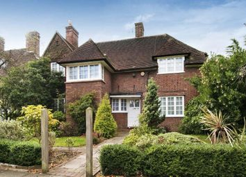 Thumbnail 5 bedroom detached house for sale in Wildwood Road, London