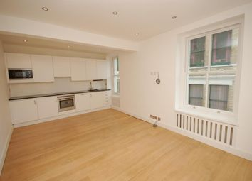 Thumbnail 1 bed flat to rent in Bury Place, London