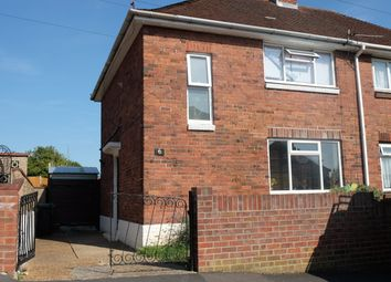 Thumbnail 3 bed semi-detached house for sale in Tunstall Road, Cosham, Portsmouth