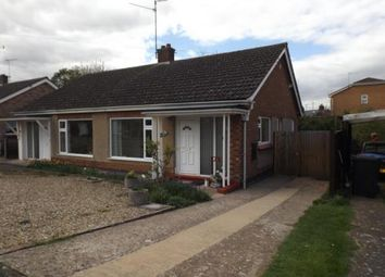 Thumbnail 2 bedroom bungalow for sale in Jerwood Way, Little Bowden, Market Harborough, Leicestershire