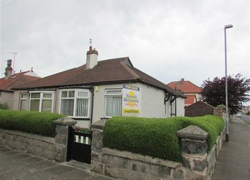 Thumbnail 2 bed bungalow for sale in Windsor Avenue, Morecambe