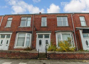 Thumbnail 2 bed flat for sale in Wensleydale Terrace, Blyth