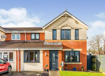 Thumbnail 4 bed semi-detached house for sale in Clos Springfield, Talbot Green, Pontyclun