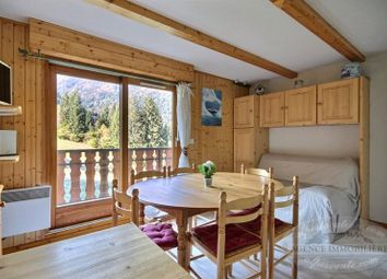 Thumbnail 1 bed apartment for sale in Le Grand Cerf, Saint-Jean-D'aulps, Le Biot, Thonon-Les-Bains, Haute-Savoie, Rhône-Alpes, France