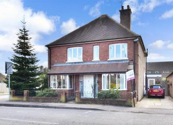 Thumbnail 3 bed detached house for sale in Oakhill Road, Horsham, West Sussex