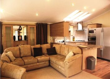 Thumbnail 2 bed lodge for sale in Lower Hyde Holiday Park, Shanklin, Isle Of Wight
