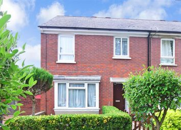 Thumbnail 3 bed end terrace house for sale in Singleton Close, Croydon, Surrey