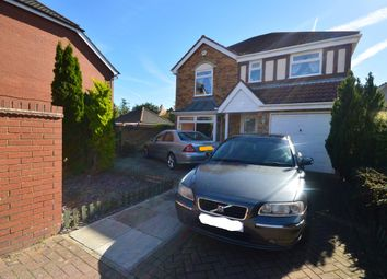 Thumbnail 4 bed detached house for sale in Newby Farm Crescent, Scarborough