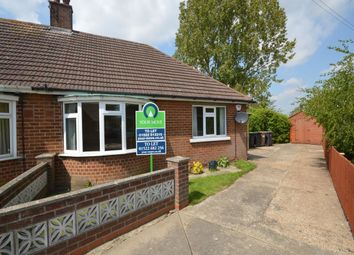 Thumbnail 2 bed bungalow to rent in Westhall Close, Carlton-Le-Moorland, Lincoln