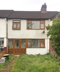 Thumbnail 3 bed terraced house for sale in Lyndhurst Avenue, Norbury, London