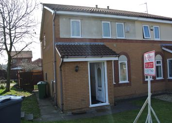 Thumbnail 3 bed semi-detached house to rent in Riversgate, Fleetwood