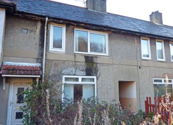 Thumbnail 3 bed terraced house for sale in Mccallum Crescent, Gourock