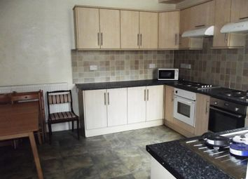 Thumbnail 7 bed terraced house to rent in Longford Place, Victoria Park, Bills Included, Manchester