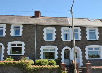 Thumbnail 4 bed terraced house for sale in Caiach Terrace, Trelewis, Treharris