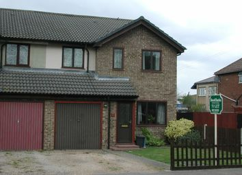Thumbnail 2 bed semi-detached house to rent in Littleton Road, Ashford