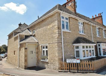 Thumbnail 3 bed end terrace house for sale in Newland, Witney