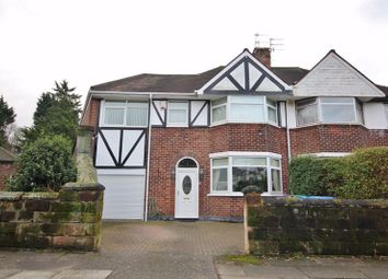 4 bed semi-detached house for sale in Aigburth Hall Road, Grassendale, Liverpool L19