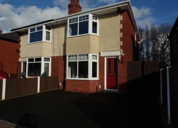 Thumbnail 2 bed semi-detached house for sale in Avondale Drive, Lostock Hall, Preston
