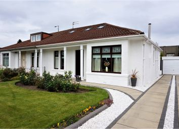Thumbnail 4 bed bungalow for sale in Hatton Gardens, Glasgow