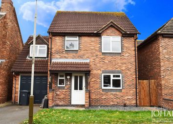 Thumbnail 4 bed detached house to rent in Foxglove Road, Hamilton