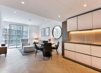 Thumbnail 2 bedroom flat for sale in Dawson House, Battersea Power Station, London