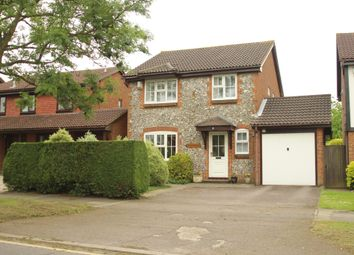 Thumbnail 4 bed detached house for sale in The Highway, Chelsfield