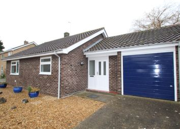 Thumbnail 2 bedroom bungalow to rent in Ladywalk, Longstanton, Cambridge