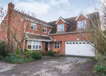 5 bed detached house for sale in Hayfield Grove, Weston, Newark NG23